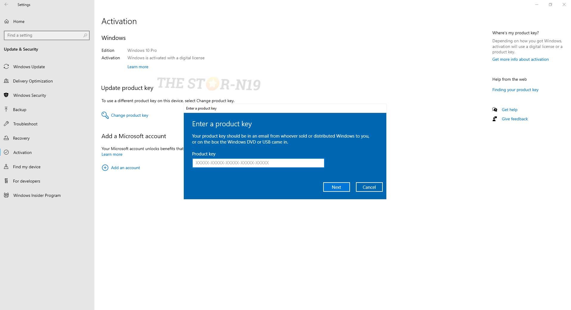 Cara Mengaktifkan Windows 10 dengan Lisensi Resmi